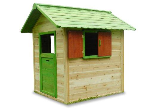 kinderspielhaus ludwig spielhaus aus holz spielzeug. Black Bedroom Furniture Sets. Home Design Ideas