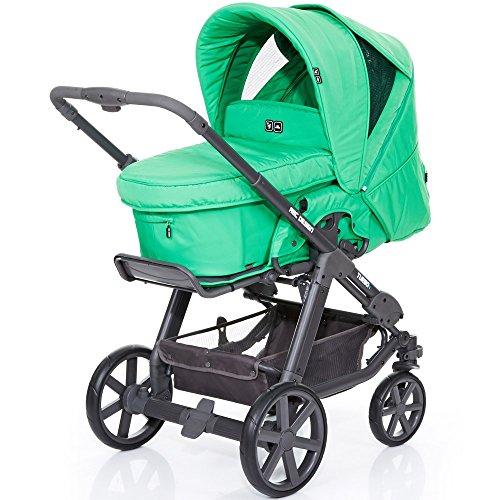 abc design 61003608 turbo 4 fashion kinderwagen und babyschale 3 in1 grass spielzeug online. Black Bedroom Furniture Sets. Home Design Ideas