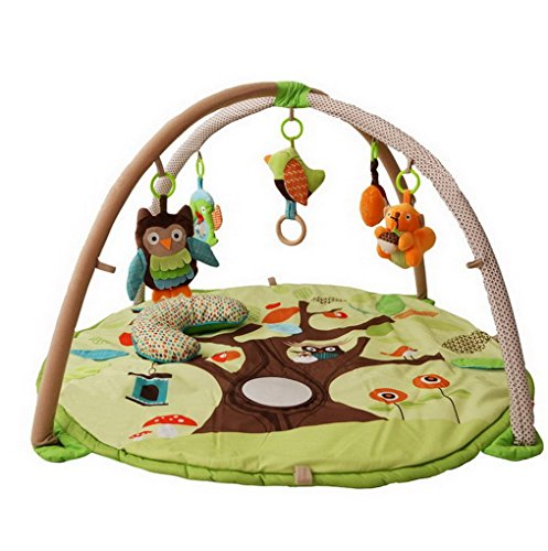 acme baby erlebnisdecke krabbeldecke spieldecke activity gym mit spielbogen 0 spielzeug online. Black Bedroom Furniture Sets. Home Design Ideas