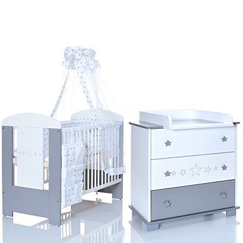 Babyzimmer Komplett Set