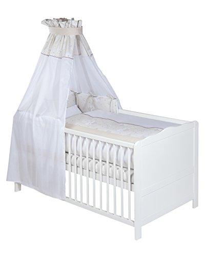 julius z llner komplettbett schmuseb r mit bett nelly wei. Black Bedroom Furniture Sets. Home Design Ideas