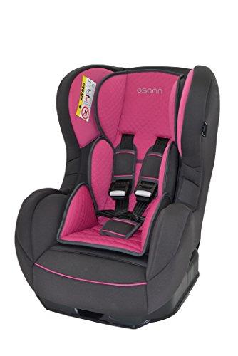 osann kinderautositz safetyone quilt framboise pink rosa 0 bis 18 kg ece gruppe 0 1 von. Black Bedroom Furniture Sets. Home Design Ideas