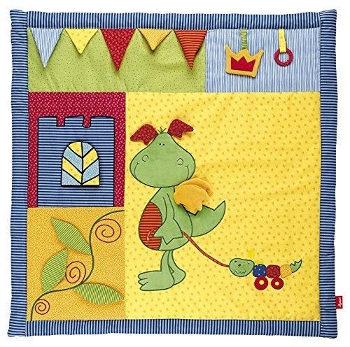 sigikid m dchen und jungen aktiv decke drache kliklaklecks playq mehrfarbig 40063. Black Bedroom Furniture Sets. Home Design Ideas