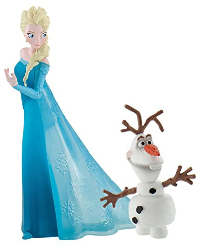 bullyland 13064 spielfigurenset walt disney frozen mini elsa und olaf spielzeug online. Black Bedroom Furniture Sets. Home Design Ideas